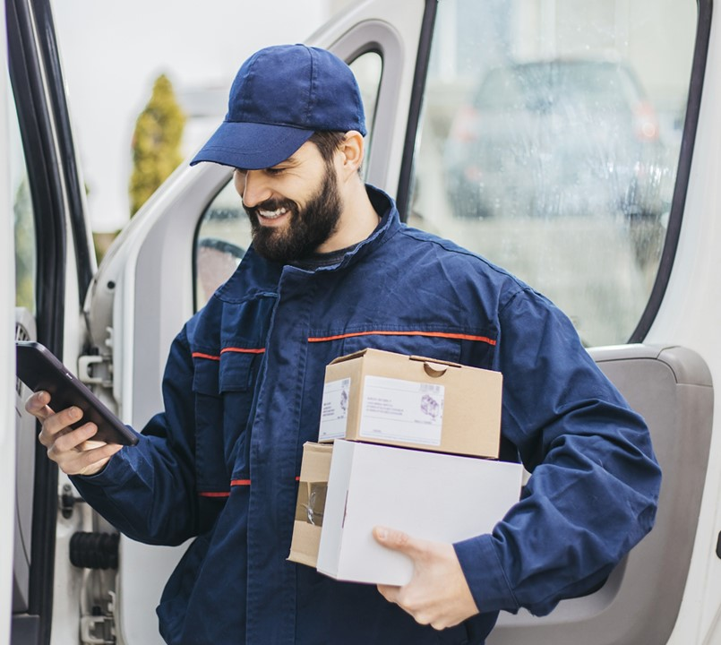 How to become a self-employed courier driver